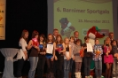 Barnimer Sportgala, 25. November 2011