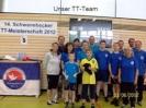 Tischtennismeisterschaft 2012