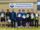 Tischtennismeisterschaft 2013